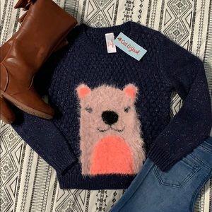 Toddler Girls 5T Sweater